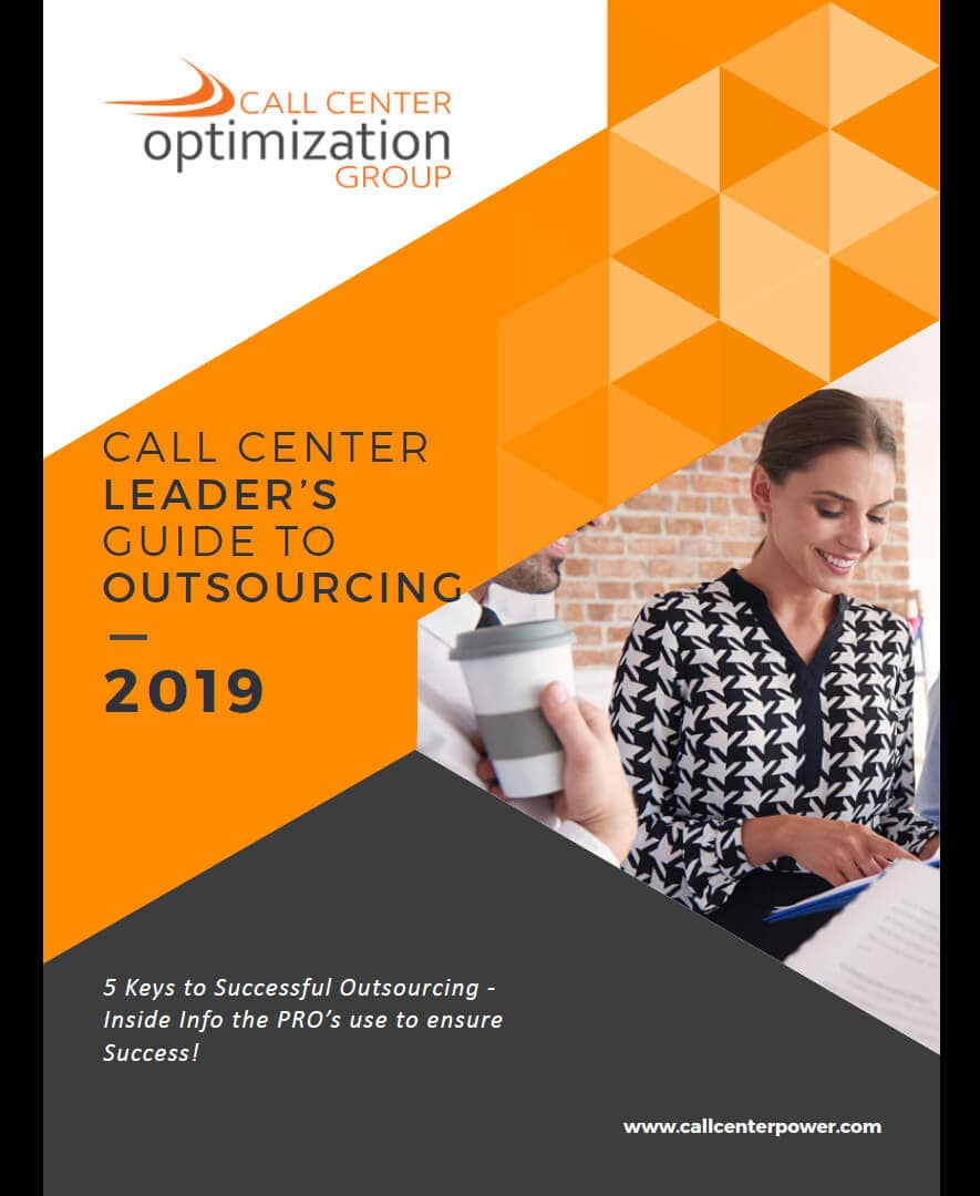 Call Center Leader's Guide to Outsourcing